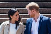 """Ребенок принца Гарри может не получить титул """"Его Королевское Высочество"""""""