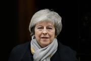 Британский парламент отверг план Терезы Мэй по выходу из ЕС
