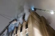 Дочь Башмета опросили по делу о пожаре в доме на Никитском бульваре