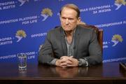 Медведчук раскрыл схему подготовки фальсификаций на выборах  президента Украины