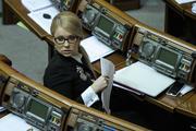Юлия Тимошенко потребовала снять кандидатуру своего однофамильца с выборов