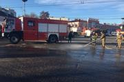 Ранним утром в центре Брянска столкнулись 3 автомобиля, в результате погибли 4 человека
