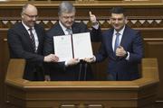 Предсказаны опасные для Украины последствия переизбрания Порошенко президентом