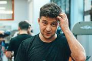 Зеленский отказался сдавать анализы в медпункте стадиона