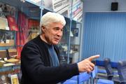 Евгений Ловчев: Главная моя работа – смотреть футбол. Машина у меня - как кабинет.