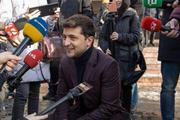 Зеленский считает, что Порошенко надо уйти из политики
