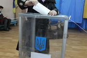 Избирательные участки открылись на Украине