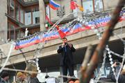 Политолог рассказал, почему в восставшем Донбассе не повторился крымский сценарий