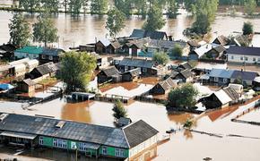 Иркутская область тонет, Волга высохла