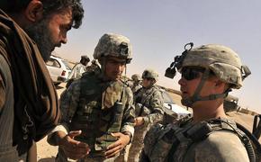 Как американский джи ай с афганскими талибами мирился