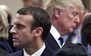 Раскол Европы и США по российскому вопросу