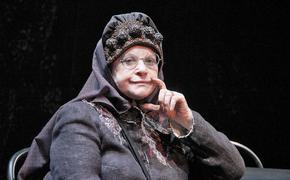 Русская бабушка держит оборону