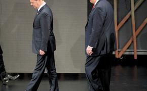 А Медведев таки будет президентом?