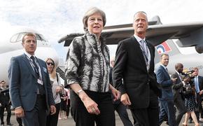 Фарнборо-2018: Англичанка продолжает гадить