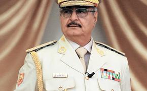 «Маршал Кремля» берёт под контроль Ливию