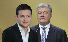 Какой анализ забыли сдать Порошенко и Зеленский?