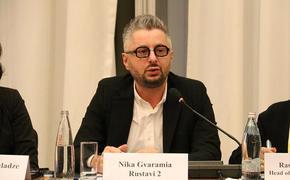 Скандалиста-гендиректора телеканала «Рустави-2» уволили