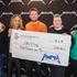 Metallica пожертвовали более трёх миллионов рублей в благотворительный фонд