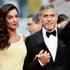Снова беременна: Амаль Клуни и Джордж Клуни ждут ребенка