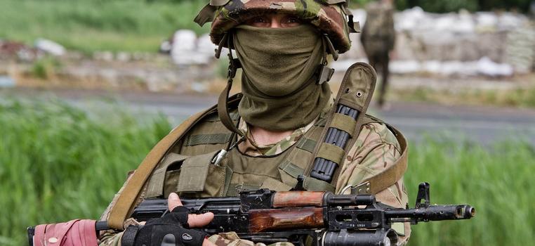 Раскрыты детали обернувшегося потерями боя Нацгвардии Украины с «правосеками» в Донбассе
