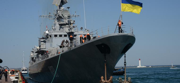 ВМС Украины намерено взять Черноморский флот под свой контроль