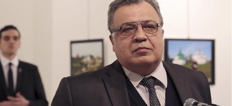 Почему в Турции тормозится расследование  убийства российского посла Андрея Карлова
