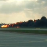 Эксперт засомневался, что самолёт загорелся от удара молнии