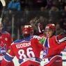 Сборная России обыграла Латвию со счетом  3:1