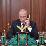 Путин провел с Макроном и Меркель телефонные переговоры