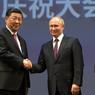 Песков рассказал об особенностях встречи Путина и Си Цзиньпиня