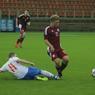 УЕФА открыл дело против Латвии за расизм после игры с Израилем