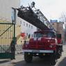В Москве из-за пожара перекрыта улица Пречистинка