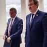 Депутат Госдумы поздравил мэра Копейска с вступлением в должность