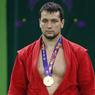Россия завоевала 18 медалей по самбо на II Европейских играх