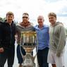 Чемпионы привезли кубок Гагарина в Миасс