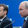 Макрон рассказал, как прошёл диалог с Путиным