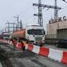 Металл под полотном моста Волжской ГЭС устал