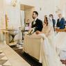 Итальянский политик обвенчался с женой-россиянкой после трёх лет брака