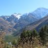 В Приэльбрусье спасатели нашли потерявшегося альпиниста