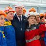 Жители Пласта просят построить в городе Ледовый дворец