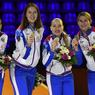 Российские рапиристки – чемпионки мира!