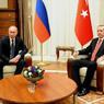 Путин частично отменил санкции против Турции