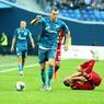 «Оренбург» проиграл «Зениту» 0:2