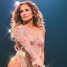Сценический костюм лопнул на Дженнифер Лопес во время концерта в Москве