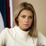 Поклонская прокомментировала реакцию Киева на поездку Путина в Крым