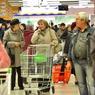 Средний чек россиян в магазинах упал до минимума