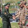 Военные альпинисты показали способность действовать в экстремальной ситуации на АрМИ-2019