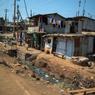 В африканских трущобах можно снять жилье за 400 рублей в месяц