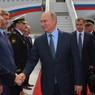 Макрон заявил, что считает Россию европейской страной