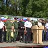 Проходят военно-полевые сборы Таманской казачьей дивизии